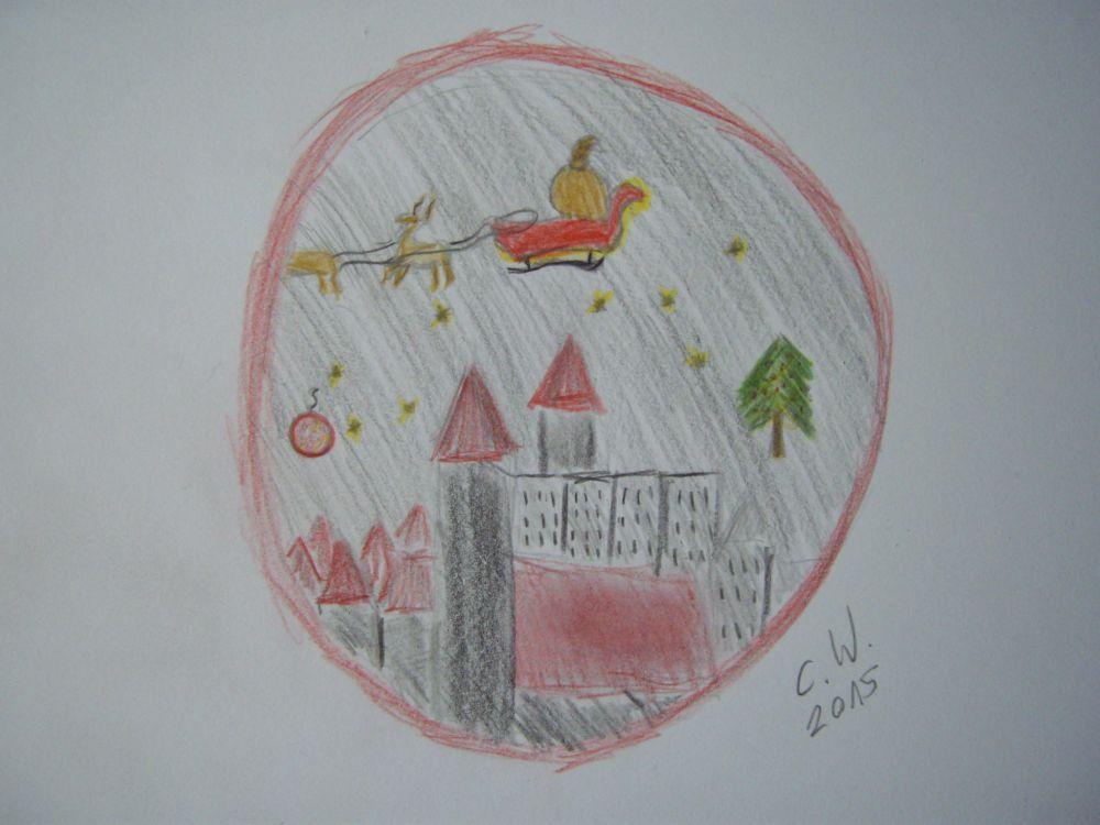 Die Angst und das gestohlene Weihnachtsfest