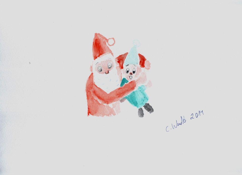 Der durchgedrehte Weihnachtsmann